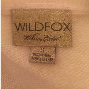 Wildfox Sweaters - RARE Wildfox Lucky Cat Lennon Sweater 🐱
